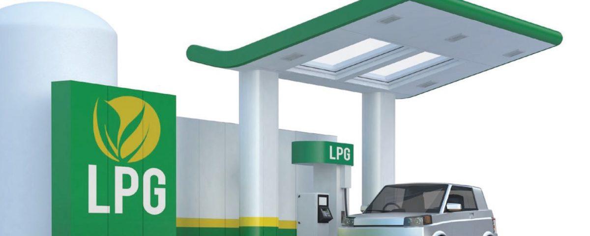 LPG nauda